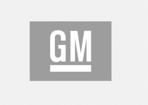 GM Logo Grey background